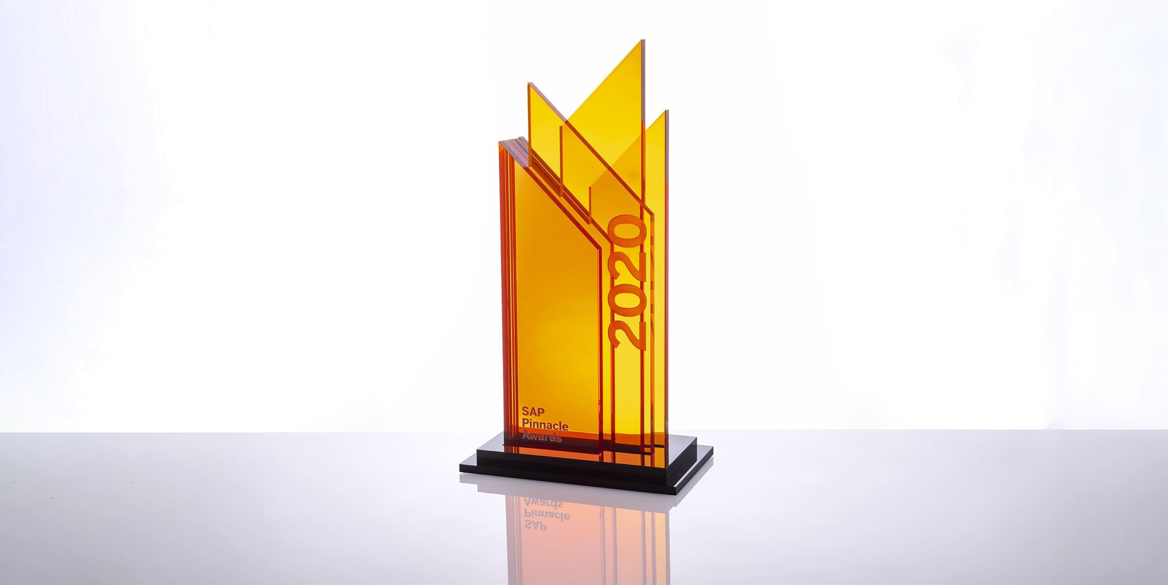 SAP Pinnacle awards