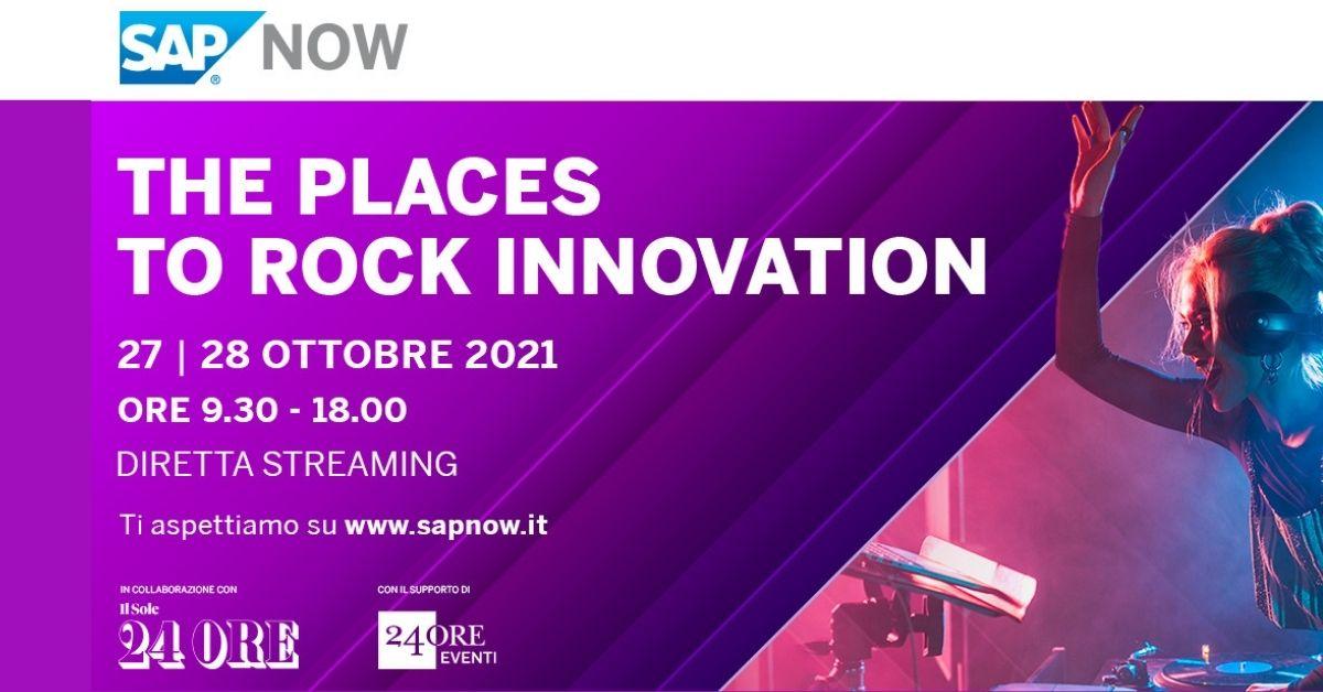 SAP NOW 2021